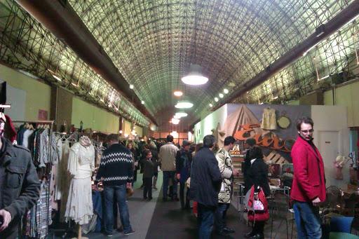 ETM en la Feria de Moda Vintage