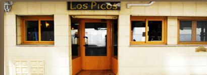 Web oficial del mesón del jamón  Los Picos 2